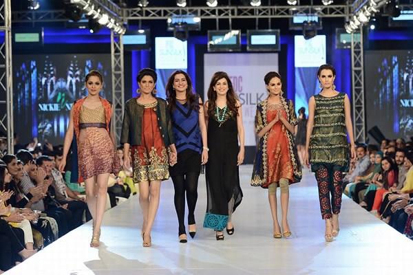 Nickie Nina Collection At PFDC Sunsilk Fashion Week 2013 0012