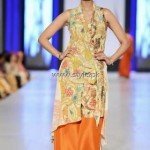 Nida Azwer Collection at PFDC Sunsilk Fashion Week 2013 002