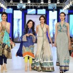 Nida Azwer Collection at PFDC Sunsilk Fashion Week 2013