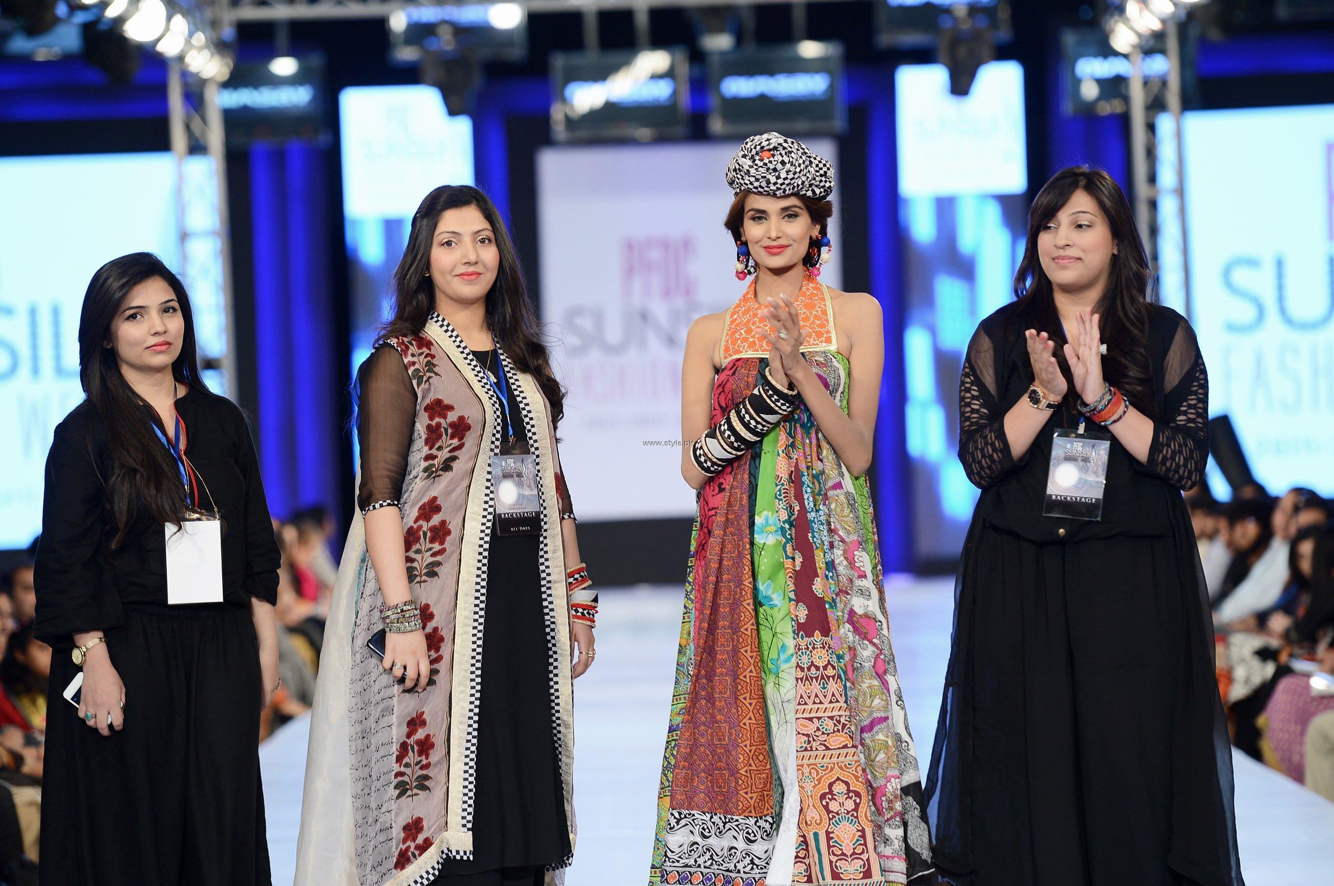 Nimsay Collection at PFDC Sunsilk Fashion Week 2013