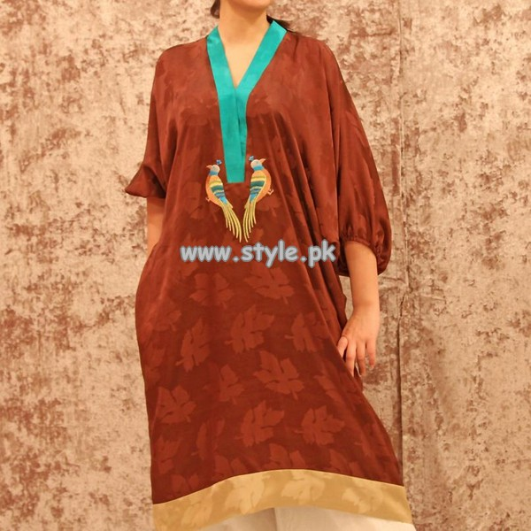 Safia Abbas Summer Collection For Women 2013 006