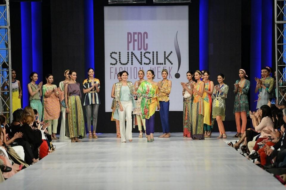 Sania Maskatiya Collection at PFDC Sunsilk Fashion Week 2013