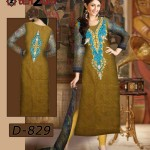 Shahzeb Designer Lawn Collection 2013 For Women