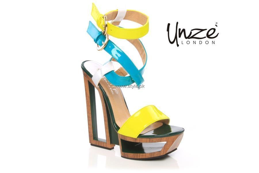 Unze Summer Footwear Collection 2013 for Women