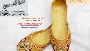 Zari Khussa Mahal Summer Collection 2013 For Women 001