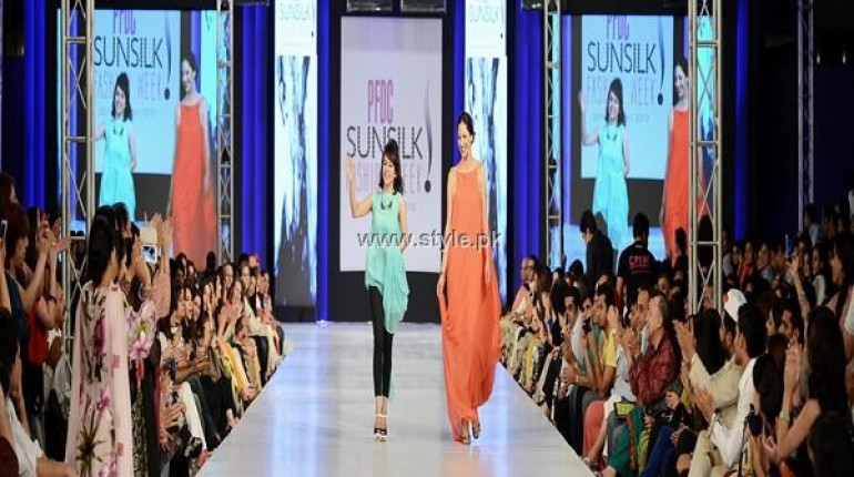 Zonia Anwaar Collection at PFDC Sunsilk Fashion Week 2013