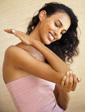 moisturizing elbows
