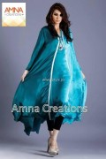 Amna Creations Eid Collection 2013 for Girls