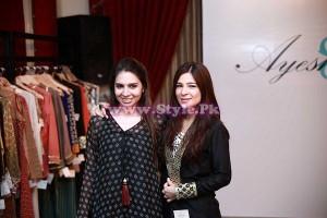 Ayesha Hasan & Ayesha Omer
