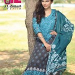 Ayesha Zara Collection 2013 by Al Zohaib Textile