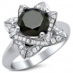 Black Diamond Engagement Rings 002 579x514