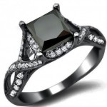 Black Diamond Engagement Rings 009 579x514