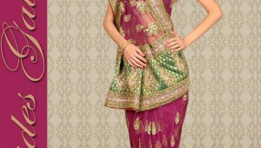 Brides Galleria Saree Collection 2013 For Women 009