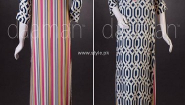 Daaman New Casual Wear Collection 2013 for Women