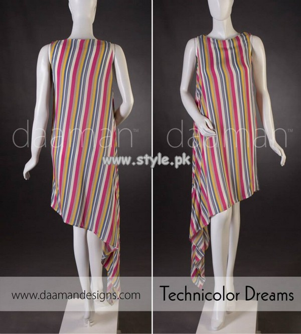 Daaman New Summer Dresses 2013 For Women 006