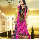 Dawood Textiles Zam Zam Lawn Dresses 2013 Volume 3 For Women 001