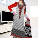 Dawood Textiles Zam Zam Lawn Dresses 2013 Volume 3 For Women 007