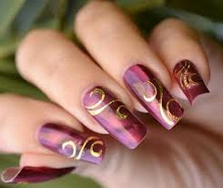 Eid Special Nail Art Designs For Fashion Loving Women 002