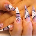 Nail Art Designs For Eid (2)