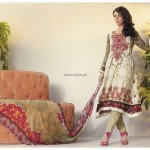 Firdous Chiffon Collection 2013 for Women 003