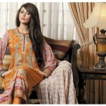 Firdous Chiffon Collection 2013 for Women 004
