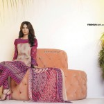 Firdous Chiffon Collection 2013 for Women 012