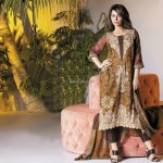 Firdous Chiffon Collection 2013 for Women 013