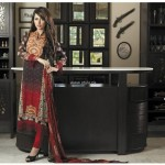 Firdous Chiffon Collection 2013 for Women 014