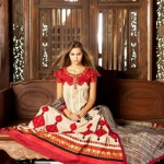 Five Star Sojourn Lawn Collection 2013 For Women 001