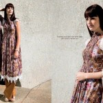 Five Star Sojourn Lawn Collection 2013 For Women 0010