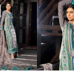 Five Star Sojourn Lawn Collection 2013 For Women 0012