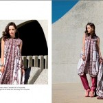 Five Star Sojourn Lawn Collection 2013 For Women 0013