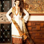 Five Star Sojourn Lawn Collection 2013 For Women 002