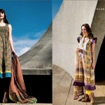 Five Star Sojourn Lawn Collection 2013 For Women 004
