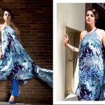 Five Star Sojourn Lawn Collection 2013 For Women 005