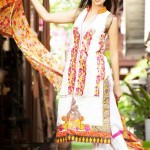 Five Star Sojourn Lawn Collection 2013 For Women