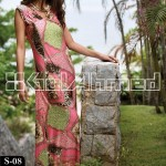Gul Ahmed Single Lawn Eid Collection 2013 009 150x150 pakistani dresses