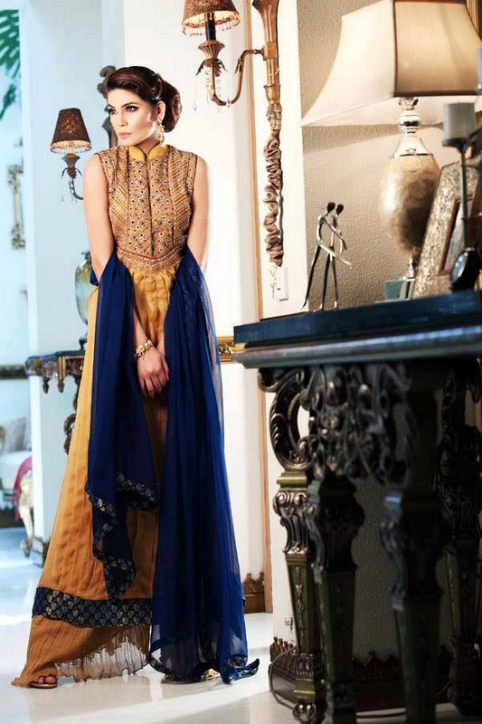 Jawwad Ghayas Bridal Wear Collection 2013 For Women 008