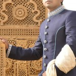 Junaid Jamshed Sherwani Collection 2013 For Men 0012