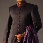 Junaid Jamshed Sherwani Collection 2013 For Men 005