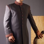 Junaid Jamshed Sherwani Collection 2013 For Men 007