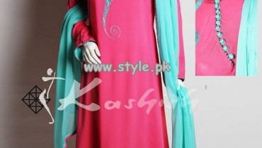 Kashish Party Wear Collection 2013 For Women 010