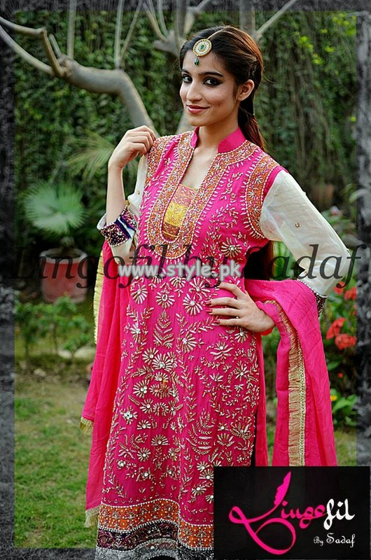 Lingofil Eid Collection 2013 For Women 005