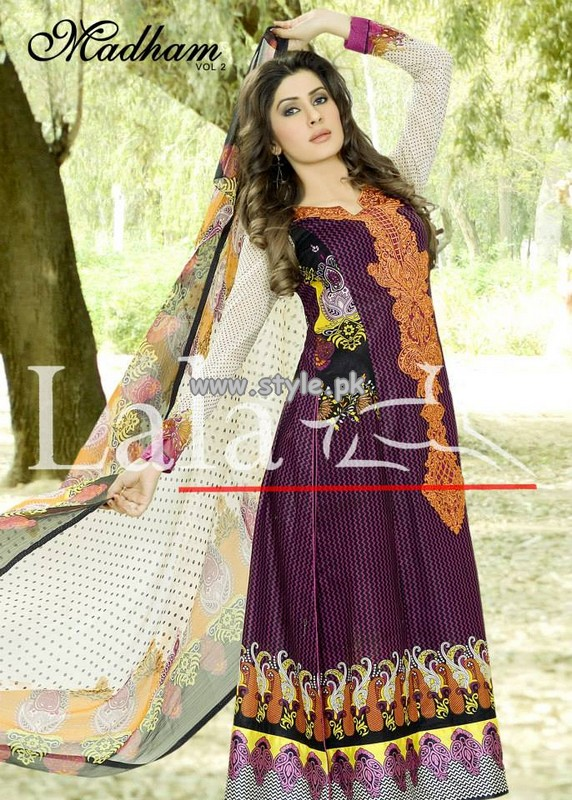 Madham Lawn Collection 2013 Volume 2 For Summer 005