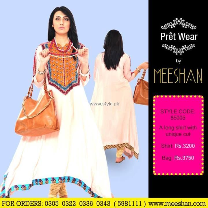 Meeshan Casual Wear Collection 2013 for Women
