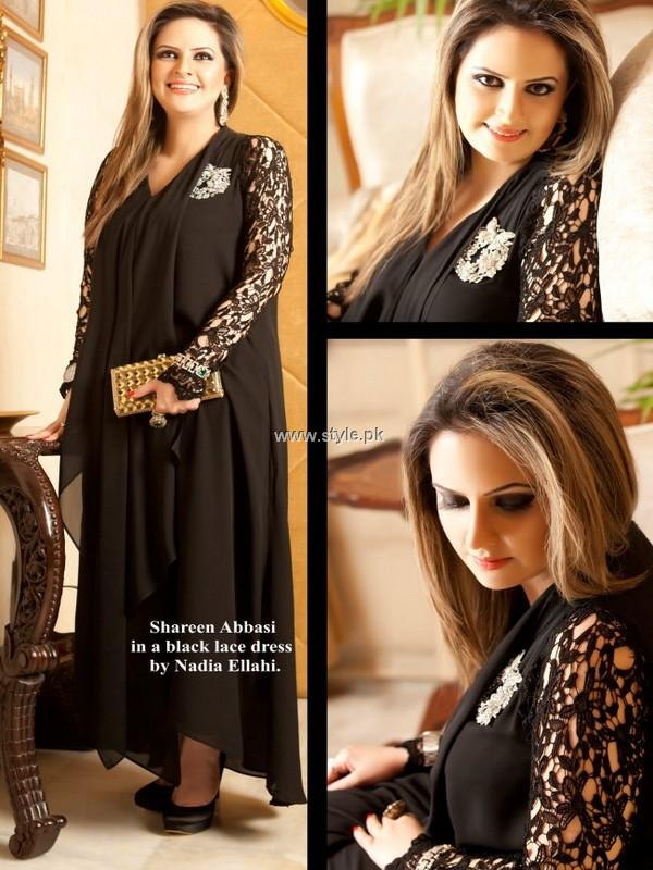 Nadia Ellahi Summer Collection 2013 for Women
