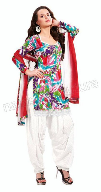 Natasha Couture Casual Wear Collection 2013 For Women 0012