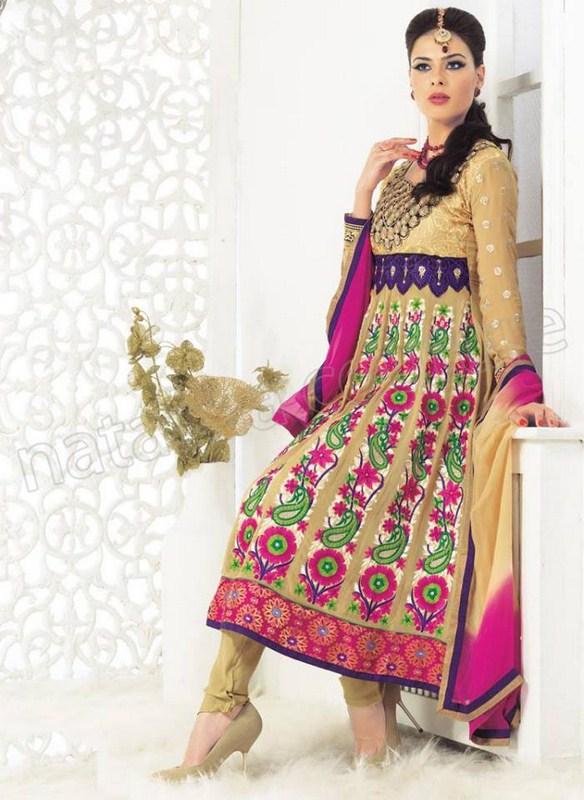 Natasha Couture Shalwar Kameez Collection 2013 For Women 002