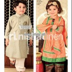 Nishat Linen Eid Collection 2013 For Boys and Girls 002 150x150 kids wear 2 fashion brands