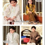 Nishat Linen Eid Collection 2013 For Boys and Girls 004 150x150 kids wear 2 fashion brands